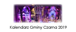 Kalendarz Gminy Czarna 2019